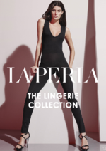 Catálogos e Coleções La Perla : The Lingerie Collection