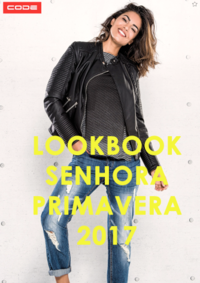 Catálogos e Coleções New Code Amadora - Venda Nova : Lookbook Senhora primavera 2017