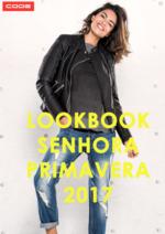 Catálogos e Coleções New Code : Lookbook Senhora primavera 2017