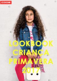 Catálogos e Coleções New Code Barreiro : Lookbook Criança primavera 2017