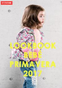 Catálogos e Coleções New Code Barreiro : Lookbook Bebé primavera 2017