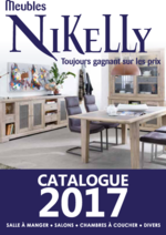Promos et remises  : Catalogue 2017