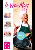 Journaux et magazines Pulsat : Le Vrai Mag #1