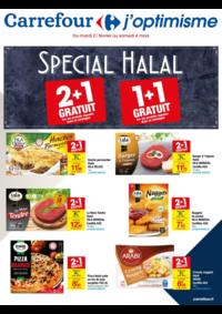 Prospectus Carrefour Drancy : Spécial Halal
