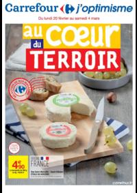 Prospectus Carrefour Drancy : Au coeur du terroir