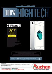 Prospectus Auchan PUTEAUX : 100% High Tech