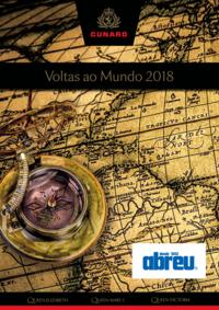 Catálogos e Coleções Viagens Abreu Almada Forças Armadas : Voltas ao Mundo 2018