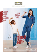 Promos et remises  : Totally jeans
