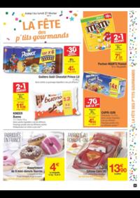 Prospectus Carrefour GENNEVILLIERS : La fête des p'tits gourmands