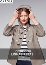 Catálogos e Coleções Caroll : Novo Lookbook: Lignes droites