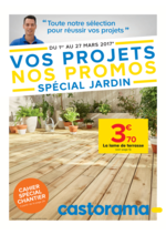 Prospectus Castorama : Spécial Jardin