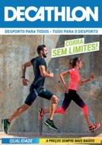 Promoções e descontos  : Corra sem limites !