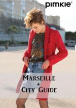 Catálogos e Coleções Pimkie : Marseille City guide