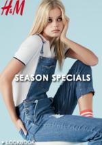 Promoções e descontos  : Lookbook senhora Season Specials