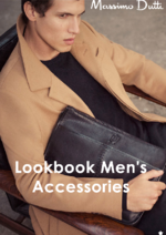 Catalogues et collections Massimo Dutti : Lookbook Men's Access