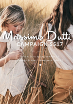 Catalogues et collections Massimo Dutti : Campaign spring summer 2017 - enfants