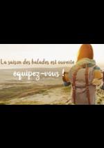 Catalogues et collections Nature & Découvertes : Équipez-vous pour la rando