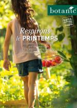 Catalogues et collections Botanic : Respirons le Printemps