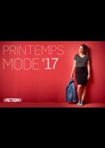 Promos et remises  : Printemps Mode 2017