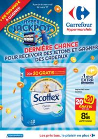 Prospectus Carrefour AUDERGHEM / OUDERGHEM : Hyper jackpot