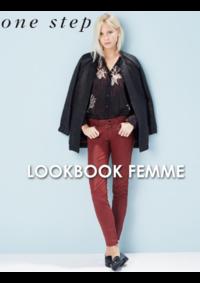 Catalogues et collections One step LE CHESNAY : Feuilletez le lookbook femme