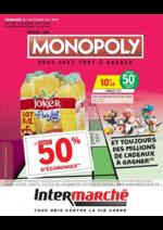 Promos et remises  : Grand jeu Monopoly vous avez tout à gagner Semaine 4