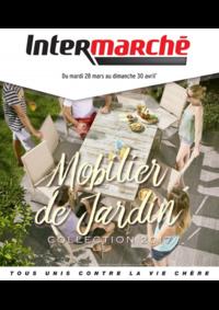 Prospectus Intermarché Super Rieux : Mobilier de jardin collection 2017
