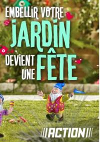 Prospectus Action Garges-lès-Gonesse : Embellir votre jardin devient une Fête