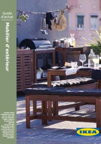 Catalogues et collections IKEA PARIS - VILLIERS-SUR-MARNE : Mobilier d'extérieur