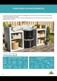 Guides et conseils Leroy Merlin St Ouen : Construire un espace Barbecue