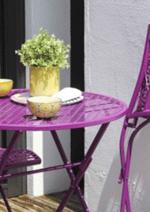 Catalogues et collections Conforama : Aménager votre balcon