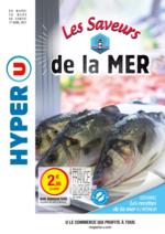 Prospectus Hyper U : Les saveurs de la mer