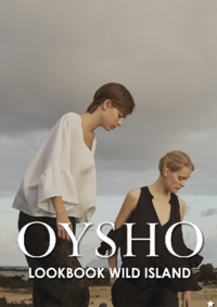 Catálogos e Coleções Oysho Maia Shopping : Lookbook Wild Island