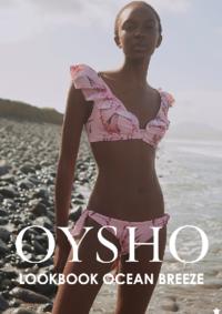 Catálogos e Coleções Oysho Lisboa Vasco da Gama : Lookbook Ocean Breeze
