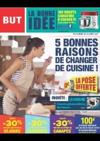 Prospectus But Fresnes : 5 bonnes raisons de changer de cuisine !