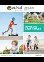 Catalogues et collections Oxybul Eveil & jeux : Feuilletez le catalogue printemps été 2017