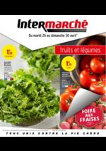 Prospectus Intermarché Hyper : Fruits et légumes