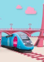 Bons Plans Gare SNCF : Toute la France à prix Ouigo : dès 10€