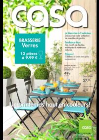 Prospectus Casa REDON : Un printemps haut en couleurs !