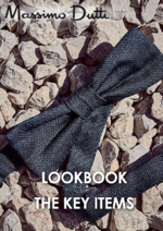 Catalogues et collections Massimo Dutti : Lookbook The Key Items