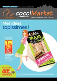 Prospectus CocciMarket VERSAILLES : Mes idées topissimes !
