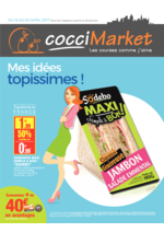 Prospectus CocciMarket : Mes idées topissimes !
