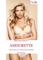 Catálogos e Coleções Triumph : Coleção Amourette