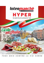 Prospectus  : Escale en Italie