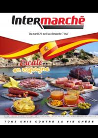 Prospectus Intermarché Super Gentilly : Escale en Espagne