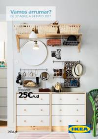 Folhetos IKEA Alfragide : Vamos arrumar?