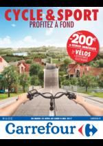 Promos et remises  : Cycle & sport Profitez à fond