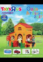 Folhetos Toys R Us : Guia Ar Livre 2017