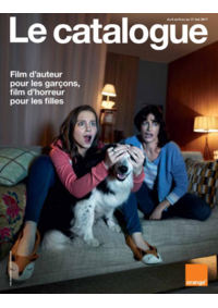 Prospectus Boutique Orange THIAIS : Le catalogue