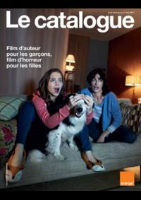 Prospectus Boutique Orange PARIS 4 : Le catalogue